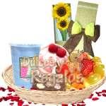 Desayunos y Flores a Domicilio | Envio de Desayunos a Domicilio Lima - Cod:END16