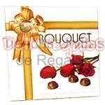 Delivery de Chocolates Para Regalar | Chocolate Bouquet de Amor  - Cod:CHN02