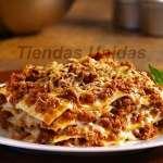 Delivery de Comida | Lassagna para 2 personas - Cod:CMD02