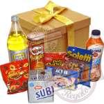 Canasta para regalar de Dulces | Canasta para Regalo - Cod:CNJ04