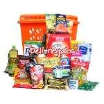 Regalos Peru | Delivery Lima Peru | Canasta Especial de Viveres - Cod:CNT25