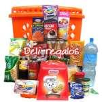 Canasta con Alimentos | Regalos Peru | Regalos Delivery Peru - Cod:CNT29