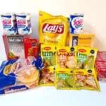 Regalos Delivery Peru | Canasta para Lonches - Cod:CNT11