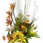 Florerías en Lima y los servicios de Arreglos Florales | Arreglo Corporativo 10 - Cod:CPT10