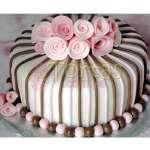 Torta Feliz Dia | Tortas de Cumpleaños - Cod:CUM10