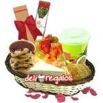 Desayunos a Domicilio | Desayuno Dulce | Regalo para Novia - Cod:DEA06