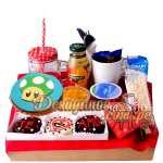 Desayunos para Chicos a Domicilio | Desayuno 1 Up | Mario Bros Desayunos - Cod:DNN27