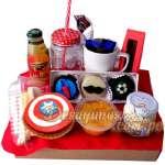 Desayuno Capitan America | Desayunos infantiles | desayunos a domicilio para niños - Cod:DNN30