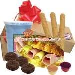 Dulce Sorpresa Desayunos | Desayunos para enamorar | Desayuno para amiga - Cod:DSV01