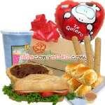 Desayuno para amigo secreto | Desayunos para regalar - Cod:DSV03