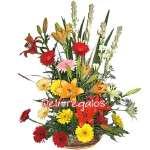 Arreglos Florales | Arreglo con Flores para Aniversario - Cod:VAT32