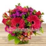 Arreglos de Rosas | Arreglo de Flores para mujer | Delivery de flores en Lima - Cod:ENL18