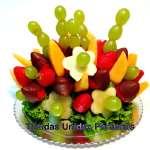 El Frutero Pedidos | Frutero con Frutas | Regalos a domicilio lima | Delivery Chocolates - Cod:FCC12