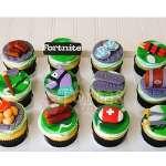 Cupcakes Fortnite   Diseños de Tortas de Fortnite - Cod:FNC05