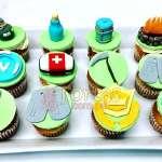 Cupcakes Fortnite Royale   Las tortas más creativas de Fortnite - Cod:FNC06