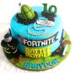 Torta Fortnite para el   Tortas de Fortnite - Cod:FNC11