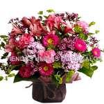 Arreglo Floral   Arreglo de Flores - Cod:GBH19