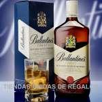 Whisky   Whisky Ballantines 750cc  - Cod:GBH21