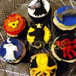 Tortas Game of Thrones | Cupcakes del Tema Game of Thrones - Cod:GFT09