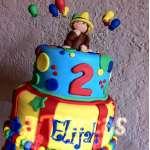 Torta de Jorge El Curioso |   Pastel de Jorge El curioso  - Cod:JMC05