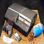 Torta PlayStation 3 | Torta Play Station | PS3 Cake - Cod:JVD13
