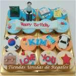 Cupcake Kpop 2 | Kpop Cakes | Tortas Coreanas - Cod:KPO15