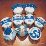 Cupcake Super Junior | Kpop Cakes | Tortas Coreanas - Cod:KPO16