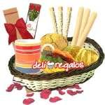 Lonche para dama | Lonche Delivery | Regalos a domicilio | lonches - Cod:LOA03