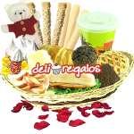 Lonche con postre especial | Desayunos Y Lonches Delivery - Cod:LOL09