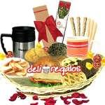 Merienda de Tarde para parejas | Meriendas Delivery | Dulce Sorpresa Delivery - Cod:LOS05