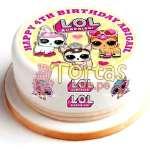 Torta de LoL | Torta LOL | Torta de las lol - Cod:LSP01