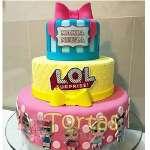 Torta de LoL | Torta LOL Baby Surprise - Cod:LSP07