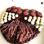 Regalos para el Día del Maestro | Brownies Decoradas para Maestros - Cod:MAE03