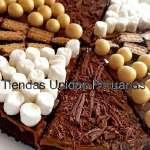 Regalos para el Día del Maestro | Torta Caramelos Dia del Maestro - Cod:MAE10