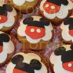 Cupcakes Mickey Baby | Tortas De Mickey Mouse - Cod:MCK10
