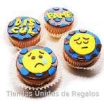 Cupcakes Disculpame | Regalos de Amor para Mujeres | Delivery de Regalos en Lima - Cod:MCM14