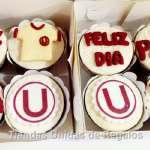 Cupcakes de la U | Cupcakes de Universitario de Deportes - Cod:MCM19