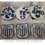 Cupcakes Alianza Lima | Regalos Cumpleaños delivery | Cupcake - Cod:MCM21