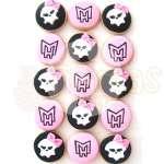 Cupcakes Monster High | Tortas Monster High - Cod:MHI01