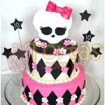 Torta Monster high | Tortas Monster High - Cod:MHI02