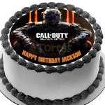 FotoTorta Call of Duty black ops 3 | Call of Duty Black Ops Cake - Cod:MIL16