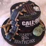 Torta de Artillero | Army Cake - Cod:MIL18