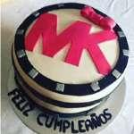 Torta con forma de cartera MMK | Torta Cartera MK | Tortas temáticas - Cod:MMK06