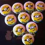 10 Muffins Villano favorito | Minions | Torta de minions - Cod:MVF06