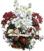 Arreglos de Flores para Navidad | Arreglo de Navidad con Rosas - Cod:NAV09