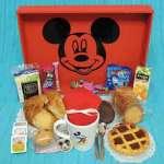 Desayunos Infantiles | Cajas de desayuno sorpresa Mickey para Niños - Cod:NOS04
