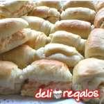 Bocaditos para oficina Sandwichs de Pollo y Gaseosa | Sandwich de Pollo Delivery - Cod:PIC03