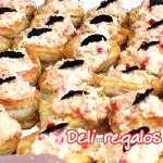 Bocaditos para Oficina con  Petit Panes con Pollo y Gaseosa | Panes con Pollo Delivery  - Cod:PIC05