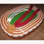 RUNNING 01 | Running themed Cake | Cake for a runner - Cod:RIG01