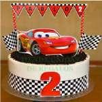 Torta Cars | Torta Mayo McQueen - Cod:RMQ02
